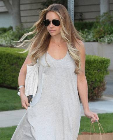 jessica alba ombre hair. Pepé Le Pew