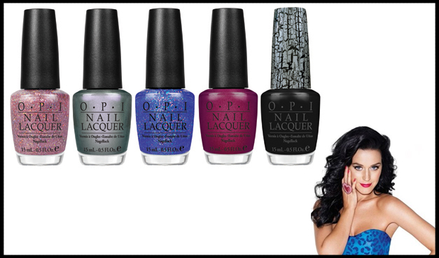 katy perry nail polish collection. Katy-Perry-OPI-Nail-Polish-